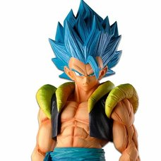 Dragon Ball Super Super Master Stars Piece Gogeta the Brush Super Saiyan Blue