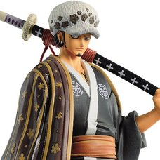 DXF One Piece Wa no Kuni -The Grandline Men- Vol. 3: Trafalgar D. Water Law