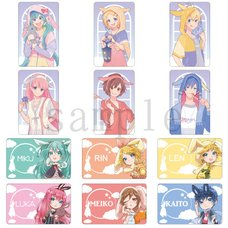 Hatsune Miku Otsukimi Party Trading Card Set