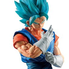 Ichiban Figure Dragon Ball Extreme Saiyan Super Saiyan God SS Vegito