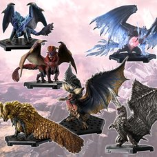 Capcom Figure Builder Monster Hunter Standard Model Plus Vol. 13 Box Set (Re-run)