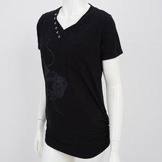 Ozz Croce Frame Print T-Shirt
