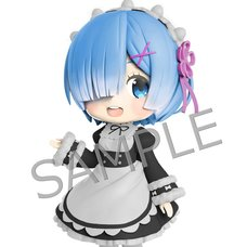 Re:Zero -Starting Life in Another World- Rem Doll Crystal Figure