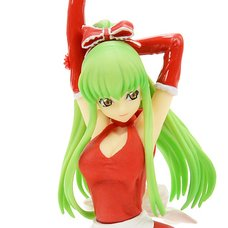 EXQ Figure Code Geass: Lelouch of the Rebellion C.C. Apron Style Ver.