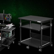 Bauhutte Adjustable Printer Stand