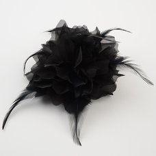 Corsage w/ Feather
