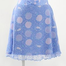 KOKOkim Gloomy Mermaid Fluttering Skirt