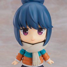 Nendoroid Laid-Back Camp Rin Shima