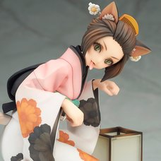 Muramasa: The Demon Blade Nekomata Okoi 1/8 Scale Figure