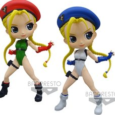 Q Posket Street Fighter Series Cammy