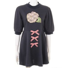 Swankiss Rose Tunic