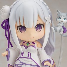 Nendoroid Re:Zero -Starting Life in Another World- Emilia (Re-run)