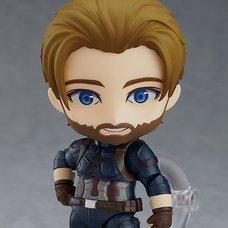 Nendoroid Avengers: Infinity War Captain America: Infinity Edition DX Ver.