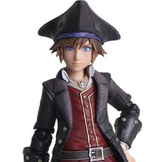 Bring Arts Kingdom Hearts III Sora: Pirates of the Caribbean Ver.