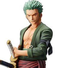 One Piece Grandista -The Grandline Men- Roronoa Zoro