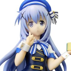 Zenryoku Zoukei Figure Is the Order a Rabbit?? Chino