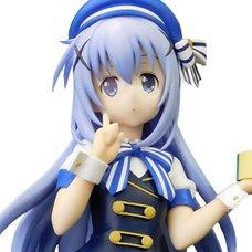 Zenryoku Zoukei Figure Is the Order a Rabbit?? Chino
