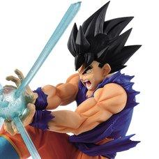Dragon Ball Z G x Materia Goku