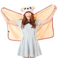 Mameshiba San Kyodai Dog Hooded Blankets