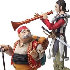 Bring Arts Dragon Quest XI: Echoes of an Elusive Age Sylvando & Rab Set