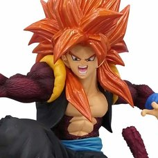 Super Dragon Ball Heroes 9th Anniversary Figure: Super Saiyan 4 Xeno Gogeta