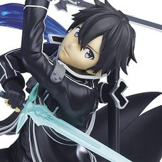 ESPRESTO est Extra Motions Sword Art Online: Integral Factor Kirito