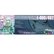 Arpeggio of Blue Steel I-400 and I-402 Plastic Model Kit