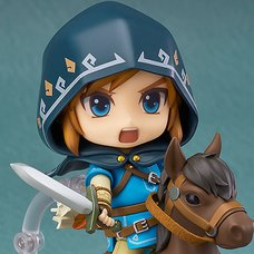 Nendoroid Link: Breath of the Wild Ver. DX Edition (Re-run)