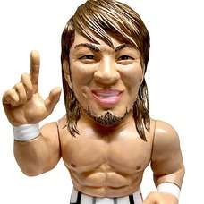 16d Collection: New Japan Pro-Wrestling Hiroshi Tanahashi