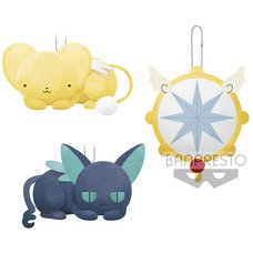 Cardcaptor Sakura: Clear Card Arc Big Plush Mascot Collection