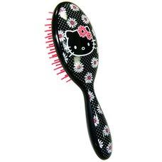 Hello Kitty Daisy Hair Brush