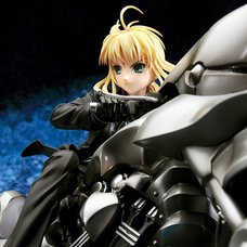 [Outlet] Figure Fate/Zero Saber & Saber Motored Cuirassier 1/8 Scale Figure (Re-release)