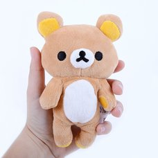 Rilakkuma Mini Plush Collection