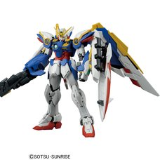 RG 1/144 Wing Gundam EW Gundam Wing Model Kit