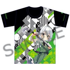 Touhou Project Youmu Konpaku Full-Color T-Shirt