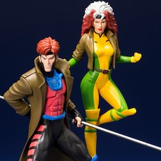 ArtFX+ X-Men '92 Gambit & Rogue 2-Pack Set