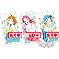 Love Live! Sunshine!! Odekake Bath Towels Vol. 1