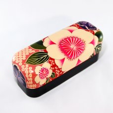 Slim Bento Container - Sakura Pink