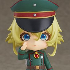 Nendoroid Saga of Tanya the Evil Tanya Degurechaff (Re-run)