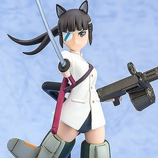 PLAMAX MF-06 Minimum Factory: Strike Witches the Movie Mio Sakamoto 1/20 Scale Model Kit