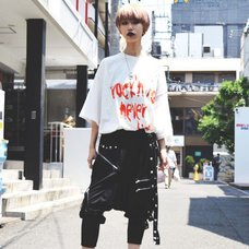 ACDC RAG Suspender Jogger Pants