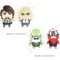 Puppela Tiger & Bunny: The Rising Finger Puppet Collection