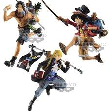 One Piece Mania Produce Three Brothers