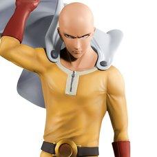 DXF One-Punch Man Saitama Premium Figure