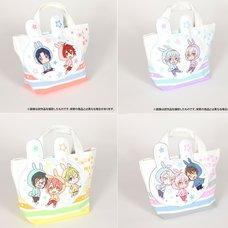IDOLiSH 7 Fluffy Pocket Tote Bag Collection