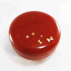 Bento Bowl - Gold Butterflies