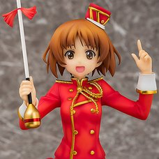 Girls und Panzer Miho Nishizumi: Marching Band Style 1/8 Scale Figure