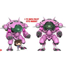 Pop! Games: Overwatch - D.Va w/ MEKA