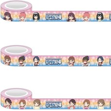 THE IDOLM@STER CINDERELLA GIRLS Theater Masking Tape Vol. 2