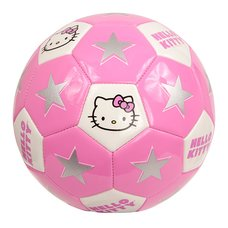 Hello Kitty Soccer Ball (Size 4)